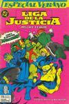 Cover for Liga de la Justicia [Liga de la Justicia Especial] (Zinco, 1988 series) #1