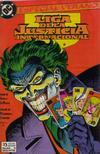 Cover for Liga de la Justicia Internacional [Liga de la Justicia Internacional Especial] (Zinco, 1989 series) #3