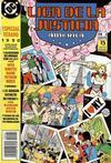 Cover for Liga de la Justicia América [Liga de la Justicia América Especial] (Zinco, 1990 series) #4
