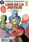 Cover for Liga de la Justicia América [Liga de la Justicia América Especial] (Zinco, 1990 series) #5