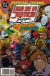 Cover for Liga de la Justicia de Europa [Liga de la Justicia de Europa Especial] (Zinco, 1991 series) #1