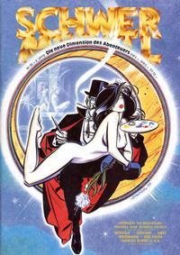 Cover Thumbnail for Schwermetall (Kunst der Comics / Alpha, 1984 series) #85