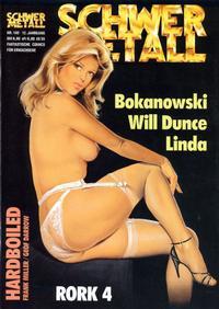 Cover Thumbnail for Schwermetall (Kunst der Comics / Alpha, 1984 series) #140
