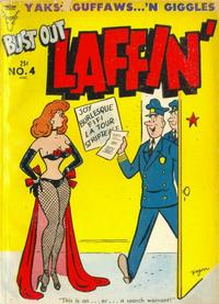 Cover Thumbnail for Bust Out Laffin' (Toby, 1954 series) #4