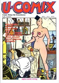 Cover Thumbnail for U-Comix (Kunst der Comics / Alpha, 1984 series) #88