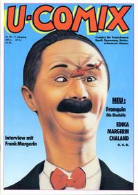 Cover Thumbnail for U-Comix (Kunst der Comics / Alpha, 1984 series) #90