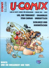 Cover Thumbnail for U-Comix (Kunst der Comics / Alpha, 1984 series) #107