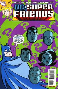 Cover Thumbnail for Super Friends (DC, 2008 series) #15
