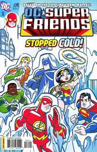 Cover Thumbnail for Super Friends (DC, 2008 series) #16