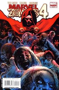 Cover Thumbnail for Marvel Zombies 4 (Marvel, 2009 series) #2