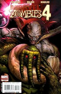 Cover Thumbnail for Marvel Zombies 4 (Marvel, 2009 series) #3