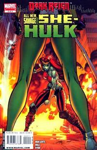 Cover Thumbnail for All New Savage She-Hulk (Marvel, 2009 series) #2