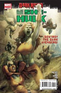 Cover Thumbnail for All New Savage She-Hulk (Marvel, 2009 series) #4