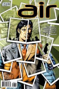 Cover Thumbnail for Air (DC, 2008 series) #8