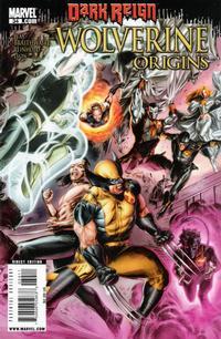 Cover Thumbnail for Wolverine: Origins (Marvel, 2006 series) #34