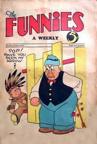 Cover Thumbnail for The Funnies (Dell, 1929 series) #[34]