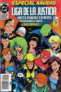 Cover Thumbnail for Liga de la Justicia Internacional [Liga de la Justicia Internacional Especial] (Zinco, 1991 series) #1