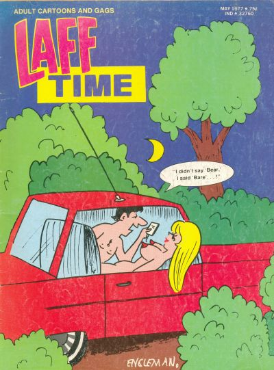 Cover for Laff Time (Prize, 1963 ? series) #v14#4