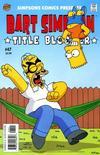 Cover for Simpsons Comics Presents Bart Simpson (Bongo, 2000 series) #47
