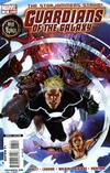 Cover for Guardians of the Galaxy (Marvel, 2008 series) #13