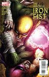 Cover for The Immortal Iron Fist (Marvel, 2007 series) #26