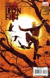 Cover for The Immortal Iron Fist (Marvel, 2007 series) #27