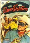 Cover for El Llanero Solitario (Editorial Novaro, 1953 series) #1