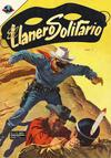 Cover for El Llanero Solitario (Editorial Novaro, 1953 series) #7
