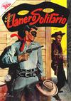 Cover for El Llanero Solitario (Editorial Novaro, 1953 series) #12