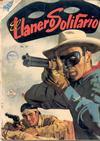 Cover for El Llanero Solitario (Editorial Novaro, 1953 series) #13