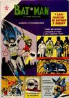 Cover for Batman Número Extraordinario (Editorial Novaro, 1963 series) #01-feb-63 [1]