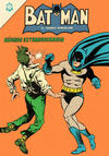 Cover for Batman Número Extraordinario (Editorial Novaro, 1963 series) #01-jun-65 [11]