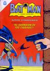 Cover for Batman Número Extraordinario (Editorial Novaro, 1963 series) #01-oct-65 [13]