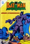 Cover for Batman Número Extraordinario (Editorial Novaro, 1963 series) #01-dic-65 [14]