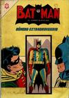 Cover for Batman Número Extraordinario (Editorial Novaro, 1963 series) #01-mar-66 [15]