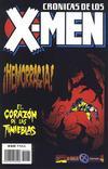 Cover for Crónicas De Los X-Men (Planeta DeAgostini, 1995 series) #4
