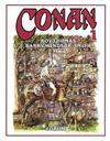 Cover for Conan: Roy Thomas y Barry Smith (Planeta DeAgostini, 1994 series) #1