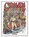 Cover for Conan: Roy Thomas y Barry Smith (Planeta DeAgostini, 1994 series) #2