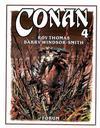Cover for Conan: Roy Thomas y Barry Smith (Planeta DeAgostini, 1994 series) #4