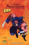 Cover for Coleccionable X-Men: La Era De Apocalipsis (Planeta DeAgostini, 2003 series) #1