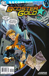 Cover for Booster Gold (DC, 2007 series) #21