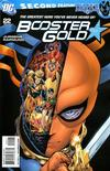 Cover for Booster Gold (DC, 2007 series) #22