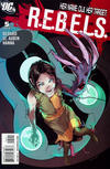 Cover for R.E.B.E.L.S. (DC, 2009 series) #5
