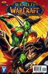 Cover for World of Warcraft (DC, 2008 series) #18