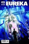 Cover for Eureka (Boom! Studios, 2008 series) #4