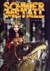 Cover for Schwermetall (Volksverlag, 1980 series) #17