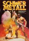 Cover for Schwermetall (Volksverlag, 1980 series) #20
