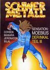Cover for Schwermetall (Volksverlag, 1980 series) #49