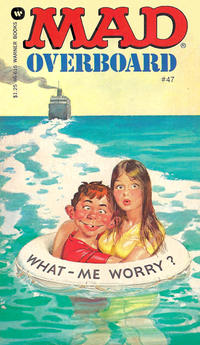 Cover Thumbnail for Mad Overboard (Warner Books, 1978 series) #86-615