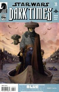 Cover Thumbnail for Star Wars: Dark Times (Dark Horse, 2006 series) #13 [Direct]